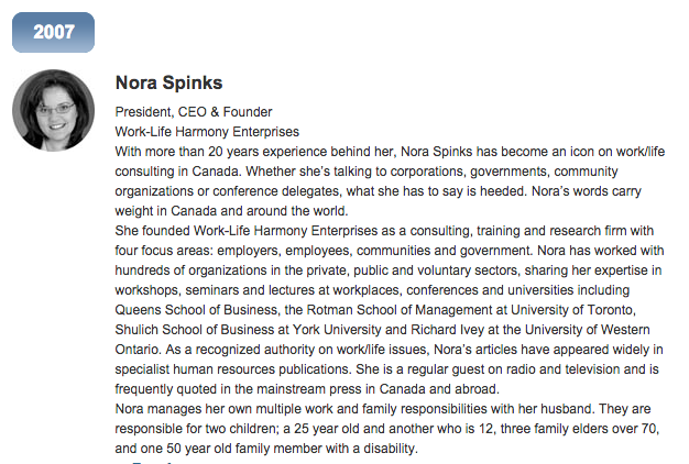 Nora Spinks