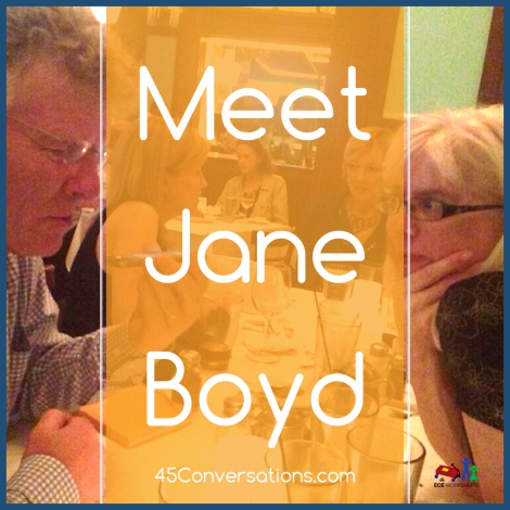 Meet Jane Boyd – @boydjane
