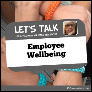 Employee Wellbeing Consulting Call