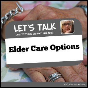 Elder Care Options
