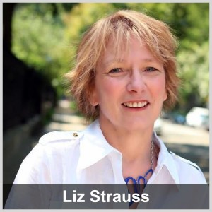Saying Goodbye to Liz Strauss