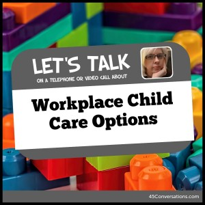 Workplace Child Care Call