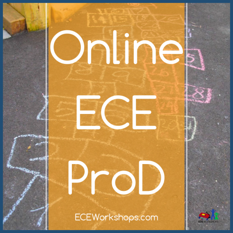 Online ECE Workshops – You Can Start NOW!