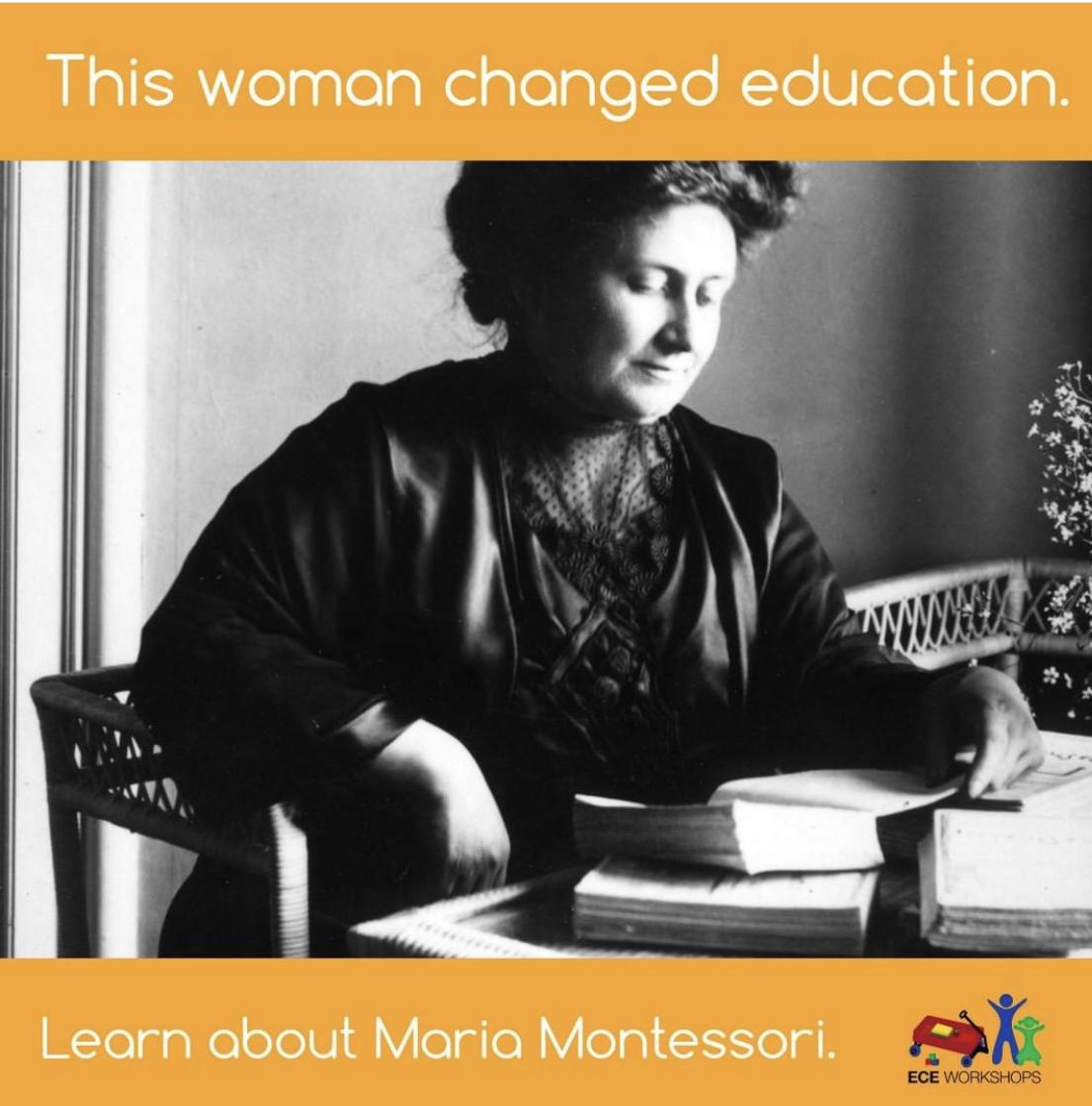 Maria Montessori - This Woman Changed Education