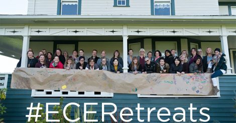 ECE Retreat Kelowna: Calm, Caring & Connected – March 9, 2019