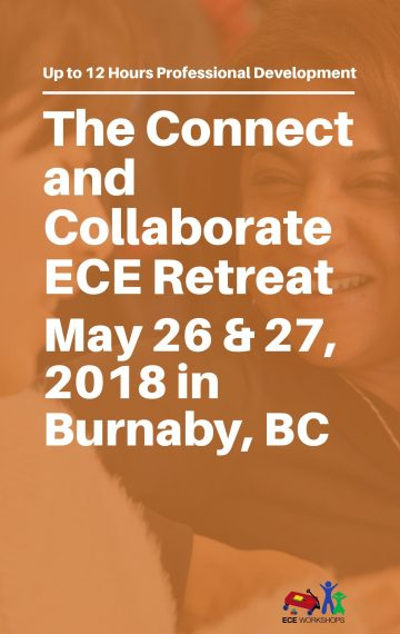 The Connect & Collaborate ECE Retreat