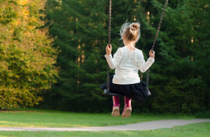 Play is for everyone — especially the swings
