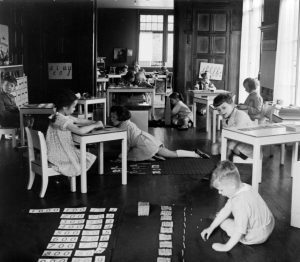 A look at the history of the Montessori Method