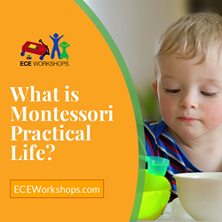 What is Montessori Practical Life?