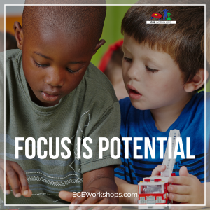 Focus is Potential